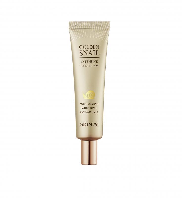 Улиточный крем для глаз Skin79 Golden Snail Intensive Eye Cream