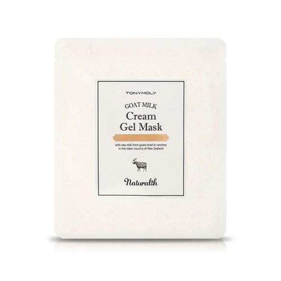 Гидрогелевая маска с козьим молоком Tony Moly