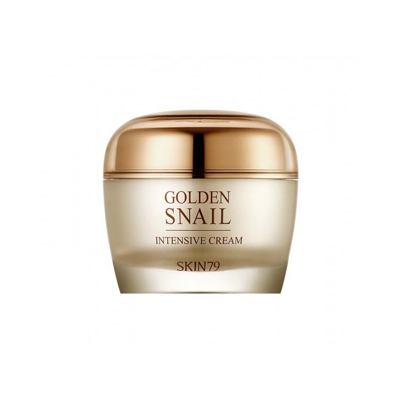 Улиточный крем с золотом Skin79 Golden Snail Intensive Cream golden snail 72v60v