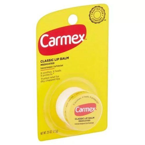 Бальзам для губ Carmex Carmex Classic Lip Balm Pot 7,5g бальзам для губ carmex carmex classic lip balm pot 7 5g
