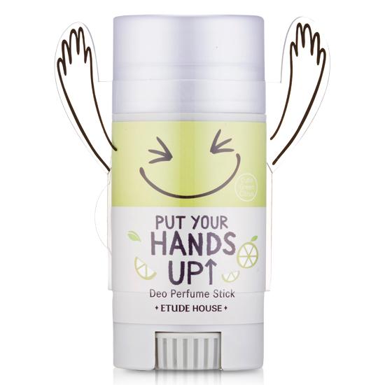 Дезодорант-стик Etude House Put Your Hands Up Deo Perfume Stick