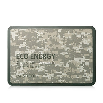 Камуфляжный крем The Saem Eco Energy Camo Cream крем the saem urban eco waratah cream 60 мл