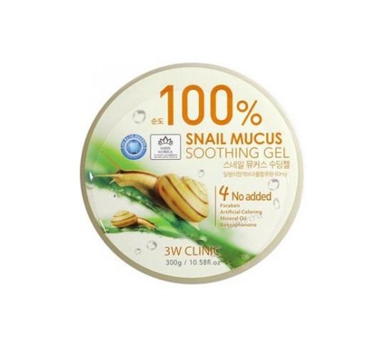 Многофункциональный улиточный гель Foodaholic Snail Firming and Moisture Soothing Gel