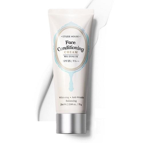 Увлажняющий крем-база под макияж Etude House Face Conditioning Cream крем etude house moistfull collagen eye cream 28 мл
