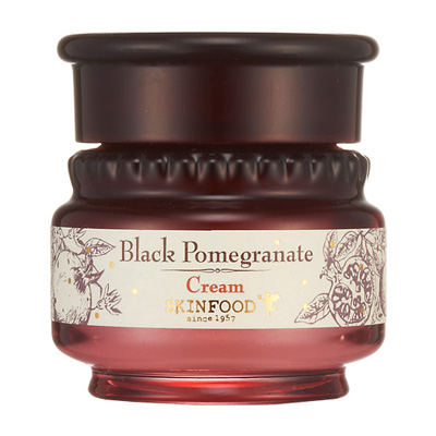 Крем с гранатовым экстрактом SKINFOOD Black Pomegranate Cream 2pcs pomegranate