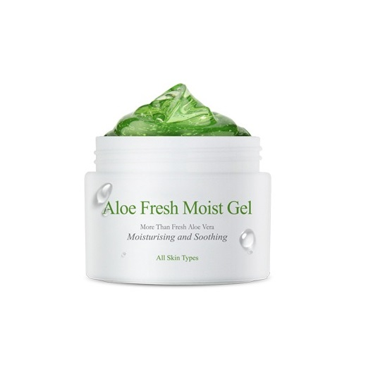 Крем-гель с алоэ The Skin House Aloe Fresh Moist Gel kitcox70427sfc023803 value kit naturehouse fresh nap moist towelettes sfc023803 and glad forceflex tall kitchen drawstring bags cox70427