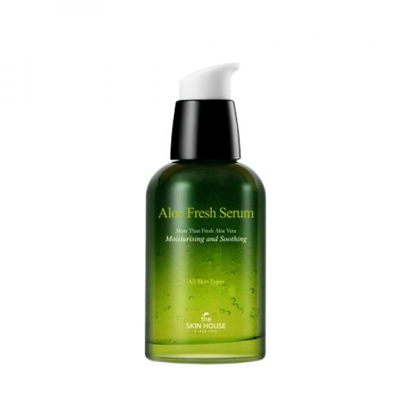 Увлажняющая сыворотка с алоэ The Skin House Aloe Fresh Serum the skin house aloe fresh serum объем 50 мл