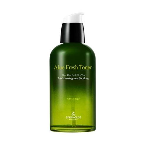 Тонер с алоэ The Skin House Aloe Fresh Toner the skin house aloe fresh toner успокаивающий тонер с экстрактом алое 130 мл