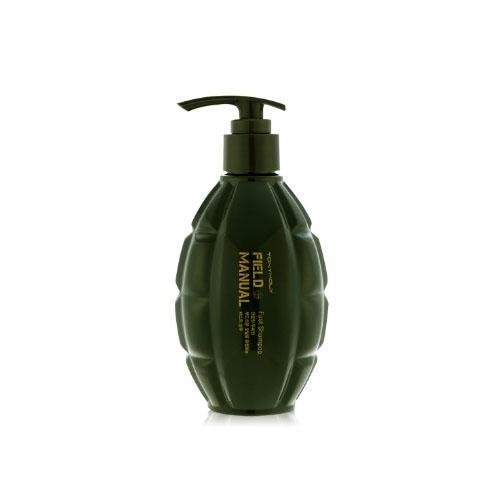 Мужской укрепляющий шампунь Tony Moly Field Manual Fast Shampoo