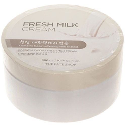 Освежающий крем для лица The Face Shop Daegwallyeong Milk Fresh Cream