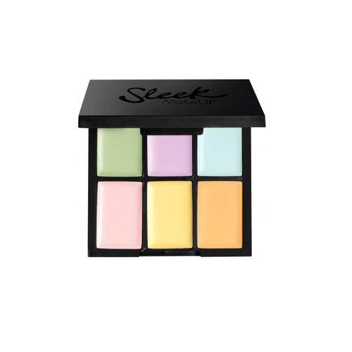 Палетка корректоров Sleek MakeUp Sleek MakeUp Colour Corrector Palette хайлайтер sleek makeup highlighting palette cleopatra s kiss