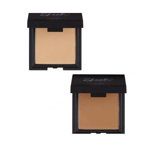 Компактная пудра для лица Sleek MakeUp Sleek MakeUp Suede Effect Pressed Powder