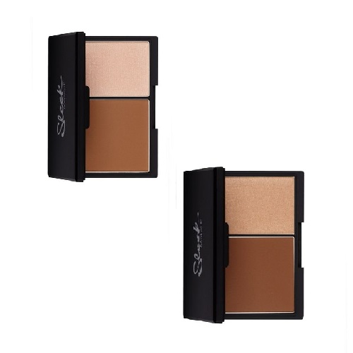 Палетка кремовых корректоров Sleek MakeUp Sleek MakeUp Face Contour Kit fashion women travel kit jewelry organizer makeup cosmetic bag