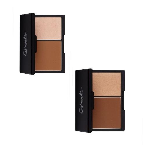 цены на Палетка кремовых корректоров Sleek MakeUp Sleek MakeUp Face Contour Kit в интернет-магазинах