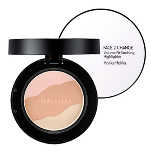 Holika Holika Face 2 Change Volume Fit Strobing Highlighter