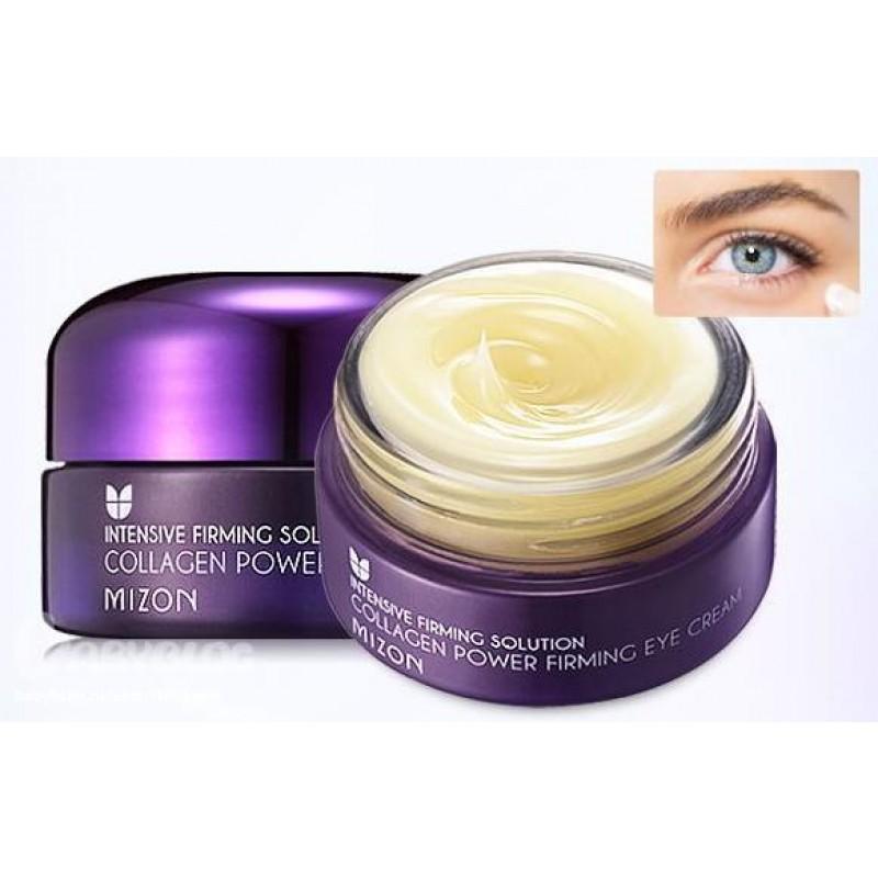 Коллагеновый крем для кожи вокруг глаз Mizon Collagen Power Firming Eye Cream крем для глаз declare eye contour firming cream объем 15 мл