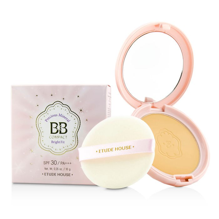 Минеральная пудра Etude House Precious Mineral BB Compact Bright Fit