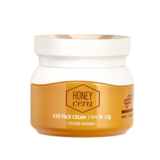 Крем-маска для век Etude House Honey Cera Eye Pack Cream сыворотка с керамидами для глаз etude house honey cera priming eye serum