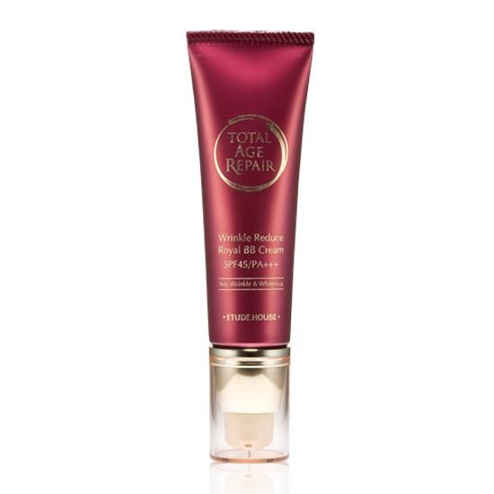 Антивозрастной ББ крем Etude House Total Age Repair Wrinkle Reduce Royal BB Cream крем etude house hand bouguet rich collagen hand cream 50 мл