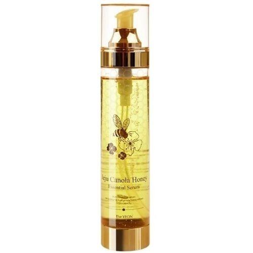 Многофункциональная сыворотка для лица The Yeon Jeju Canola Honey Essential Serum the yeon jeju canola медовый крем для кожи вокруг глаз 30мл