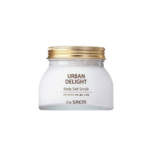 Скраб для тела The Saem Urban Delight Body Salt Scrub the saem urban delight body lotion citron лосьон для тела 400 мл
