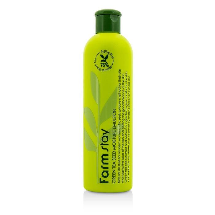 Эмульсия с зеленым чаем Farmstay Green Tea Seed Moisture Emulsion seed dormancy and germination