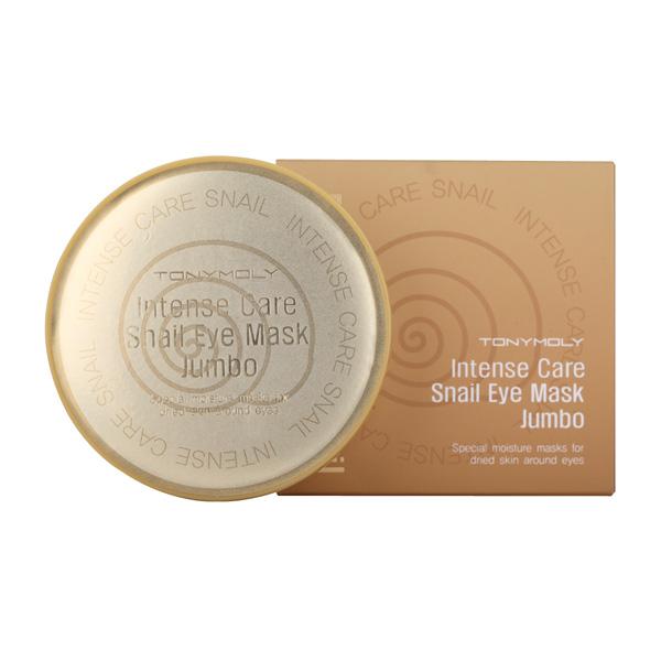 Улиточные патчи для кожи вокруг глаз Tony Moly Intense Care Snail Eye Mask Jumbo_Old