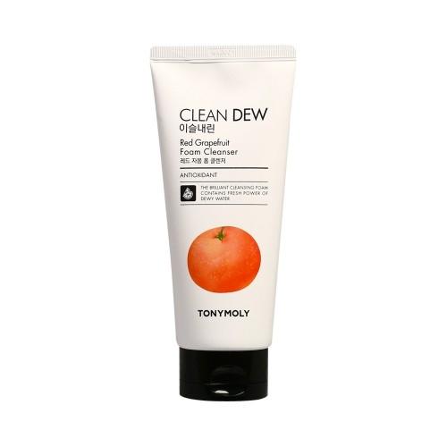 Пенка с грейпфрутовый экстрактом Tony Moly Clean Dew Red GrapeFruit Foam Cleanser