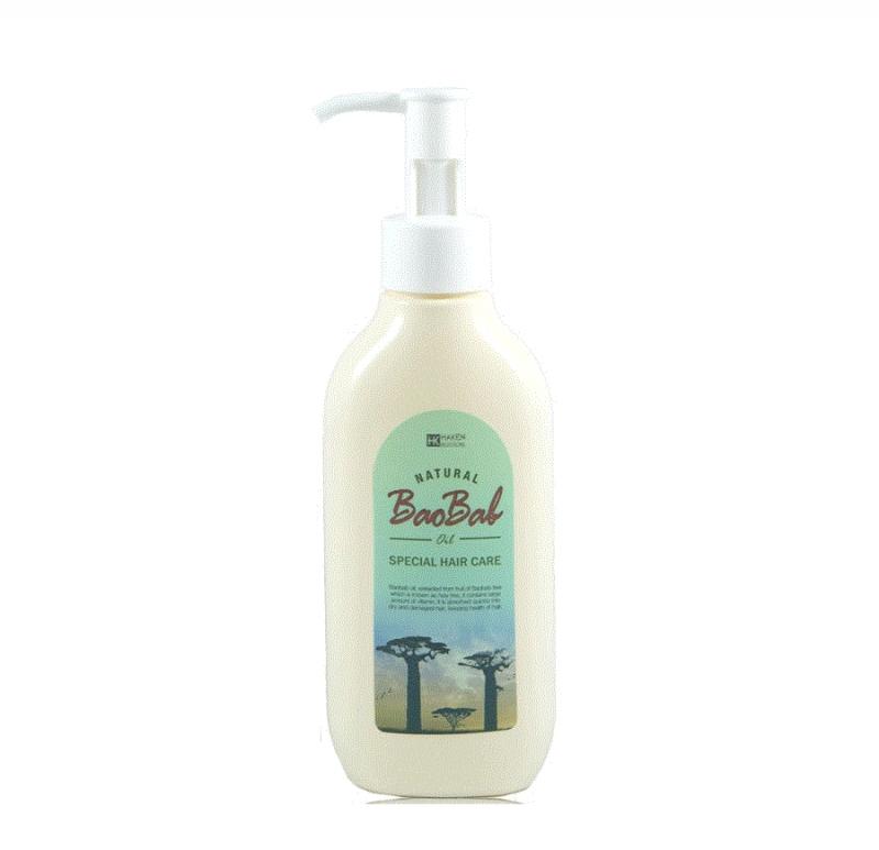 Масло баобаба для волос и тела Lombok Gain cosmetics Haken Baobab Oil масло для волос lombok gain cosmetics innovation hair care oil
