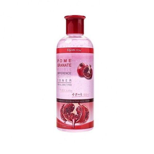 Освежающая эмульсия для лица Farmstay Visible Difference Moisture Pomegranate Emulsion 2pcs pomegranate