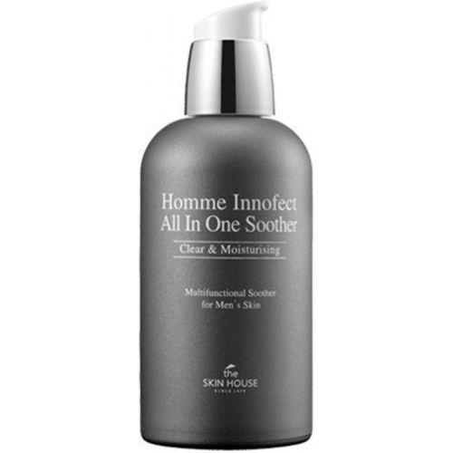 где купить Многофункциональное средство для мужчин The Skin House Homme Innofect Control All In One Soother по лучшей цене