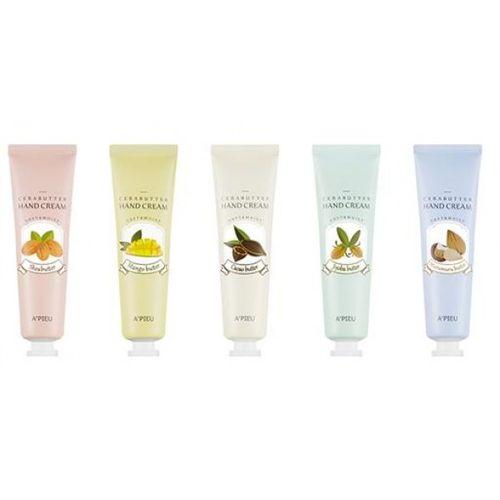 Питательный крем-масло для кожи рук APieu Cerabutter Hand Cream