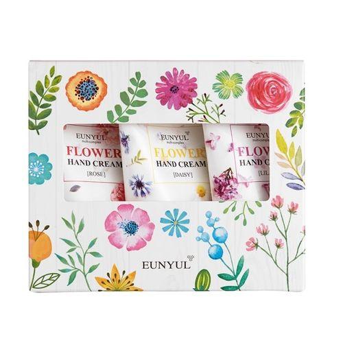 Подарочный набор кремов для рук Eunyul Eunyul Hand Cream 3 Set крем для рук eunyul horse oil hand cream объем 50 мл