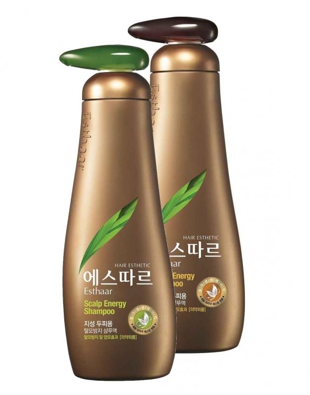 Шампунь от потери волос Kerasys Esthaar Scalp Energy Shampoo 400ml