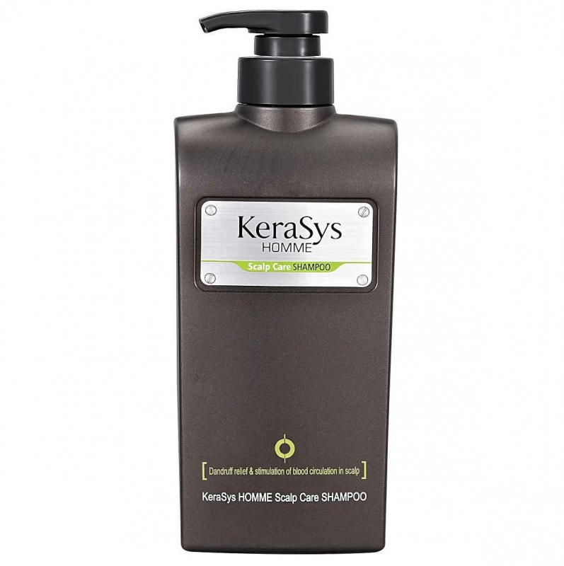 Лечебный шампунь для мужчин Kerasys Kerasys Homme Scalp Care Shampoo 550ml