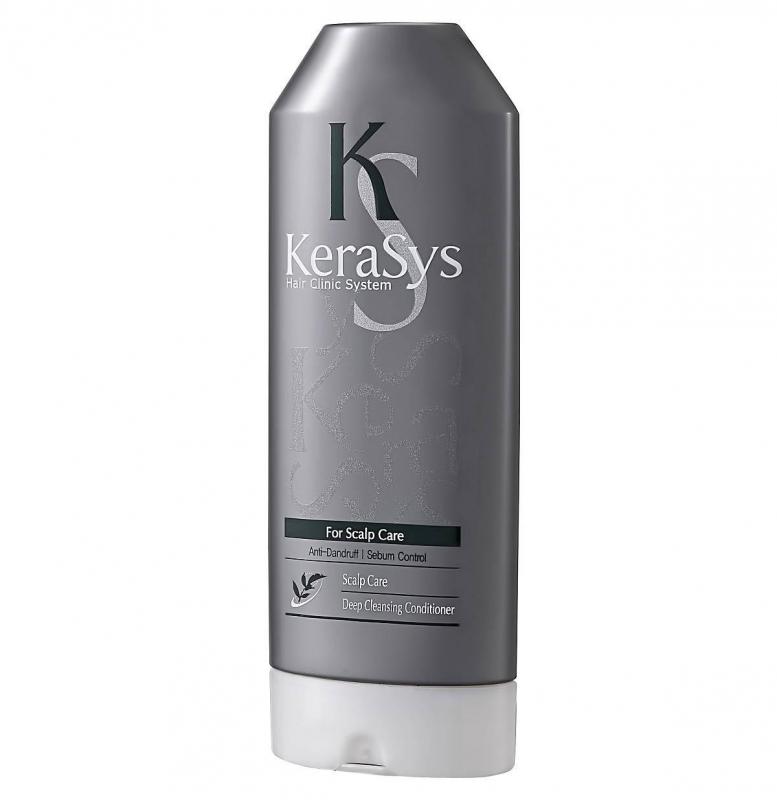 Кондиционер для лечения кожи головы Kerasys Kerasys Deep Cleansing Conditioner 200 ml кондиционер для лечения кожи головы kerasys kerasys deep cleansing conditioner 600 ml