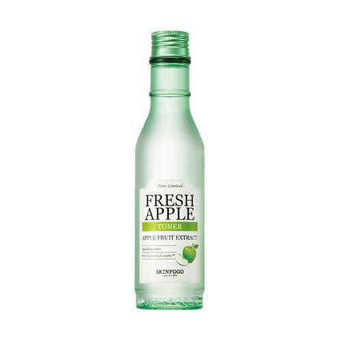 Тонер для жирной кожи SKINFOOD Fresh Apple Sparkling Pore Toner bicelle hydra b5 toner 240ml fresh