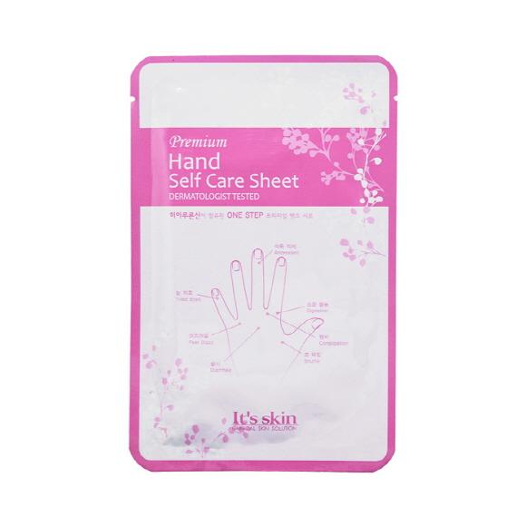 It's Skin Premium Hand Self Care Sheet