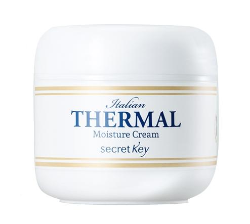 Увлажняющий крем с термальной водой Secret Key Italian Thermal Moisture Cream крем secret key snow white moisture cream 50 мл