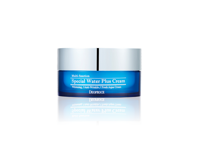 Увлажняющий крем для лица Deoproce Special Water Plus Cream deoproce special water plus skin флюид увлажняющий на водной основе 120 мл
