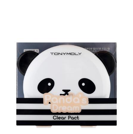 Компактная матирующая пудра Tony Moly Pandas Dream Clear Pact крем для лица осветляющий tony moly pandas dream white