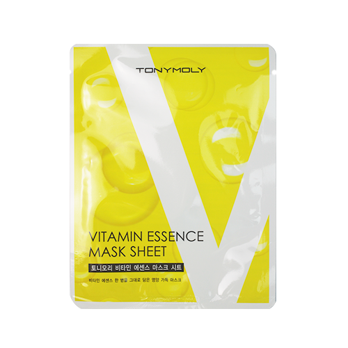 Маска для лица Tony Moly Vitamin Essence Mask Sheet tony moly master lab vitamin c brightening mask sheet маска отбеливающая на основе витамина с 19 мл
