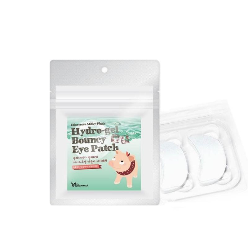 Гидрогелевые патчи для глаз Elizavecca Hydro-Gel Bouncy Eye Patch kocostar гидрогелевые патчи для глаз princess eye patch gold 3 гр