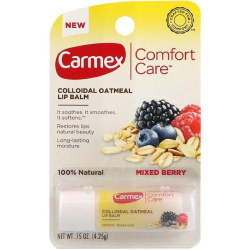 Натуральный бальзам для губ Carmex