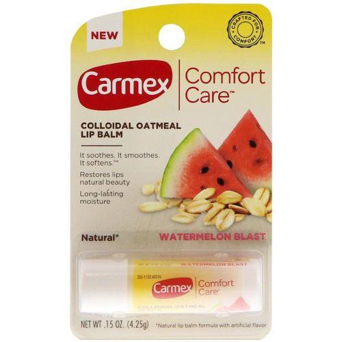 Бальзам для губ со вкусом арбуза Carmex Carmex Lip Balm Watermelon Blast Stick saem lip бальзам для губ 04 saemmul kiss lip balm 04 tint balm