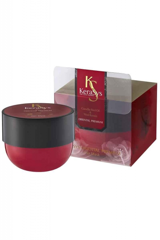 Восстанавливающая маска для волос Kerasys Oriental Premium Hair Mask