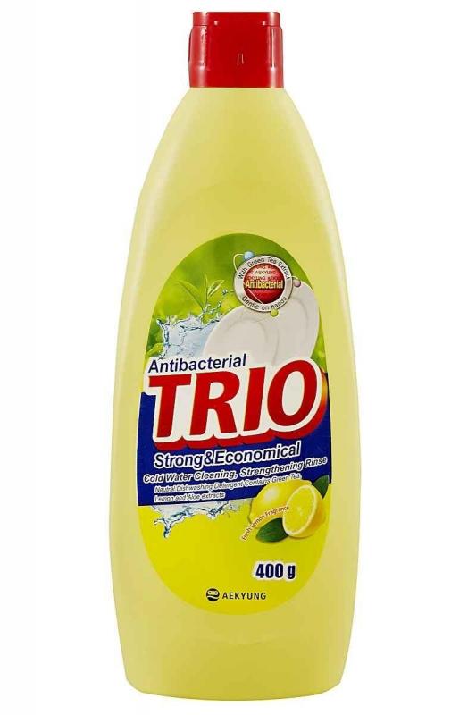 Kerasys Trio Antibacterial Dishwashing 400ml