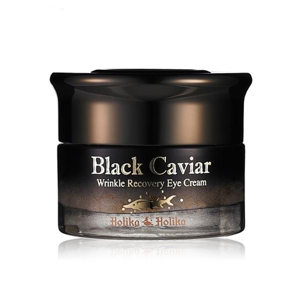 Holika Holika Black Caviar Antiwrinkle Eye Cream