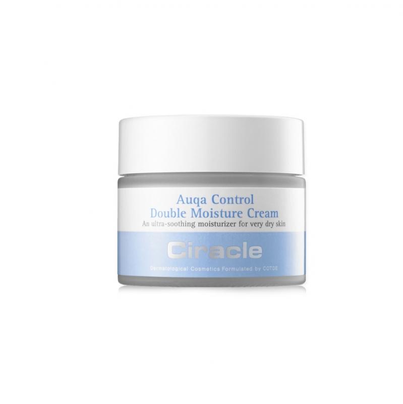 Крем двойное увлажнение Ciracle Aqua Control Double Moisture Cream крем ciracle ciracle red spot cream объем 30 мл