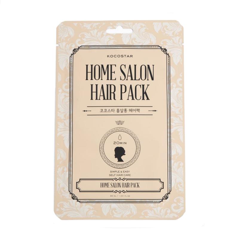 Фото Восстанавливающая маска для волос Kocostar Home Salon Hair Pack